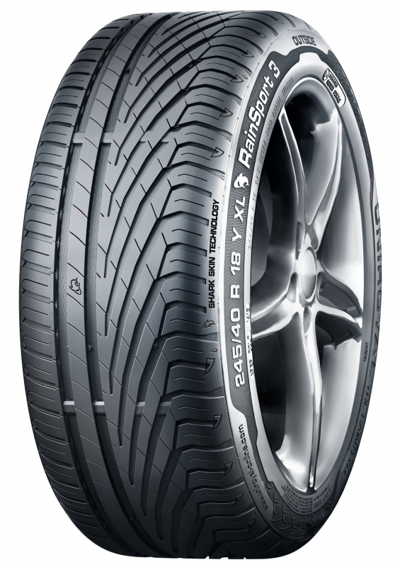 UNIROYAL RAINSPORT 3 205/45/R17 88Y XL VARA