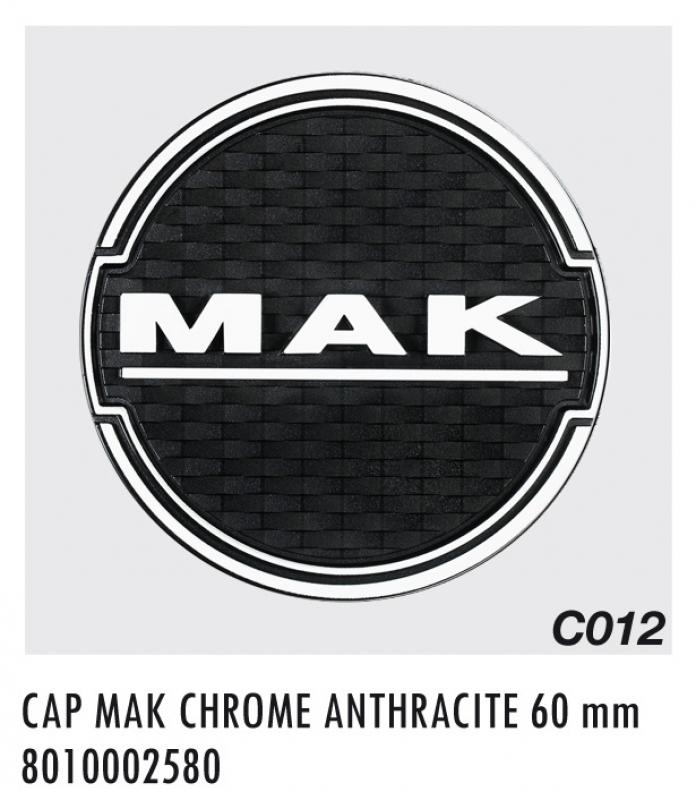 "CAP C025 MM56 CHROM (SACHSEN W) 14"""