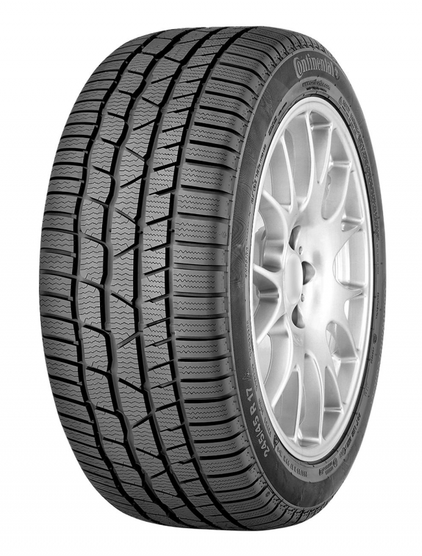 CONTINENTAL WINTER CONTACT TS830P N0 DOT2015 285/40/R19 103V IARNA