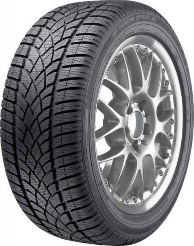 DUNLOP WINTER SPORT 3D AO DOT2014 225/50/R18 99H XL IARNA