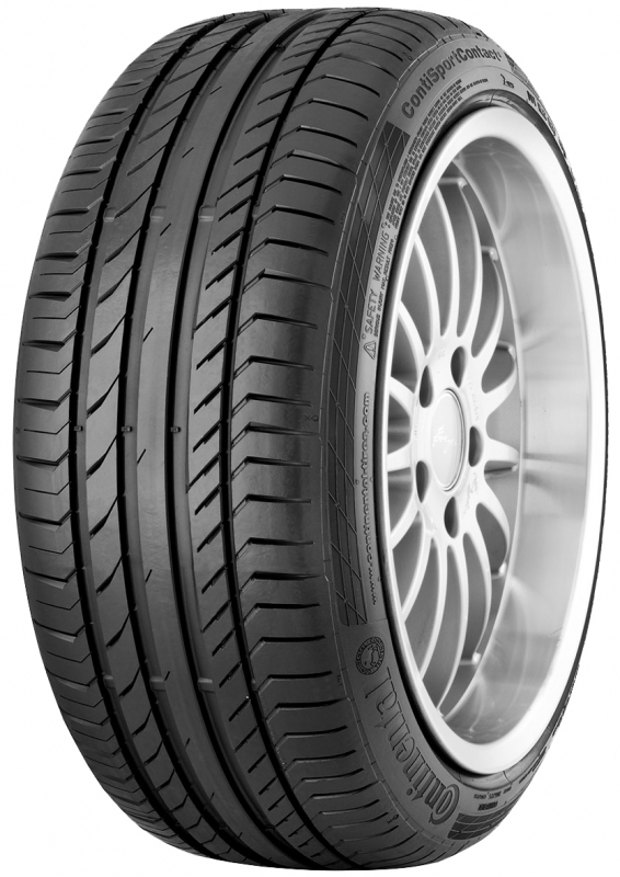 CONTINENTAL SPORT CONTACT 5 SUV MGT 295/35 R21 103Y